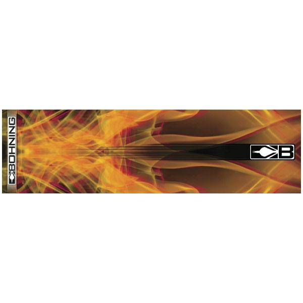 Bohning Orange X Ray Hd Arrow Wrap 12pk Standard