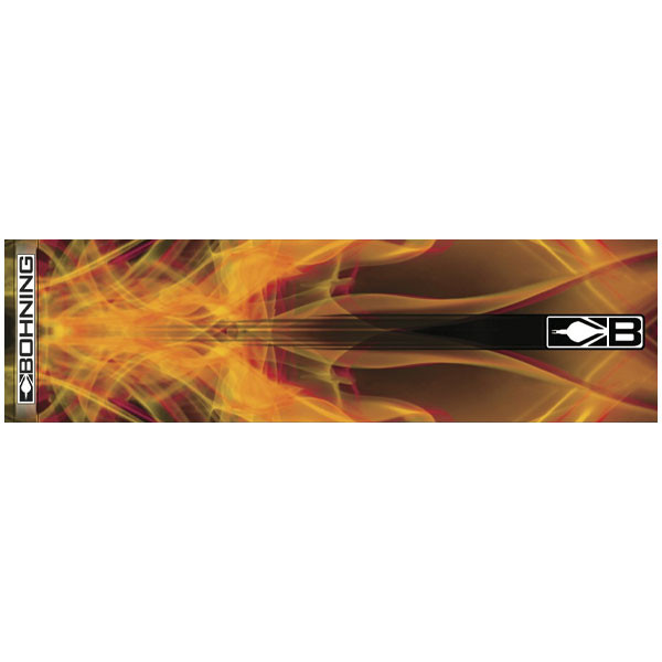 Bohning Orange X-Ray HD Arrow Wrap 12pk Standard