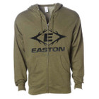 Easton Antler E Full Zip Hoodie 2XL Green