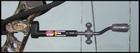 Conquest Archery - Telescopic String Suppressor - Rear - Econo Plus