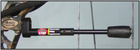 Conquest Archery - Telescopic String Suppressor - Rear - Economy