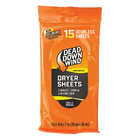 Dead Down Wind - Dryer Sheets - 15 ct.