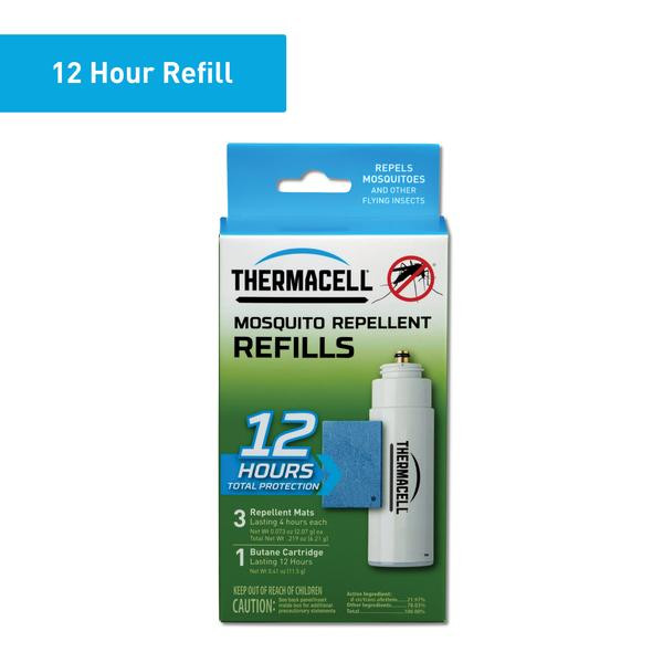 Thermacell - Original Mosquito Repellent Refills - 12 Hours (181752000217)