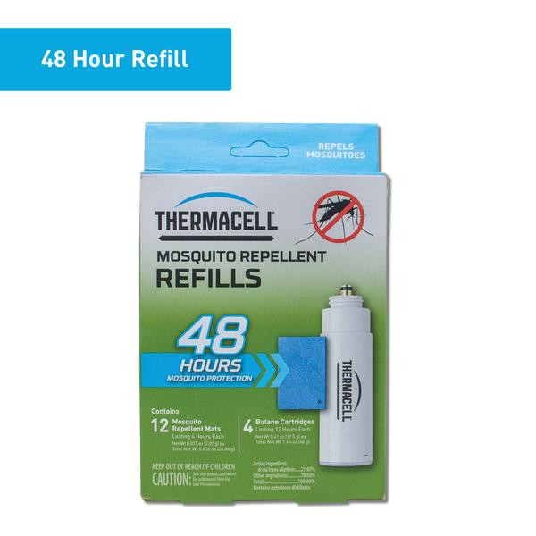 Thermacell - Original Mosquito Repellent Refills - 48 Hours (181752000224)