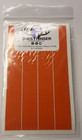 Bowhunters Supply Store - Solid Reflective Orange 1 x 7 - 12 pk