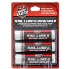 Trophy Taker - Rail Lube & Bow Wax - 3 Pack