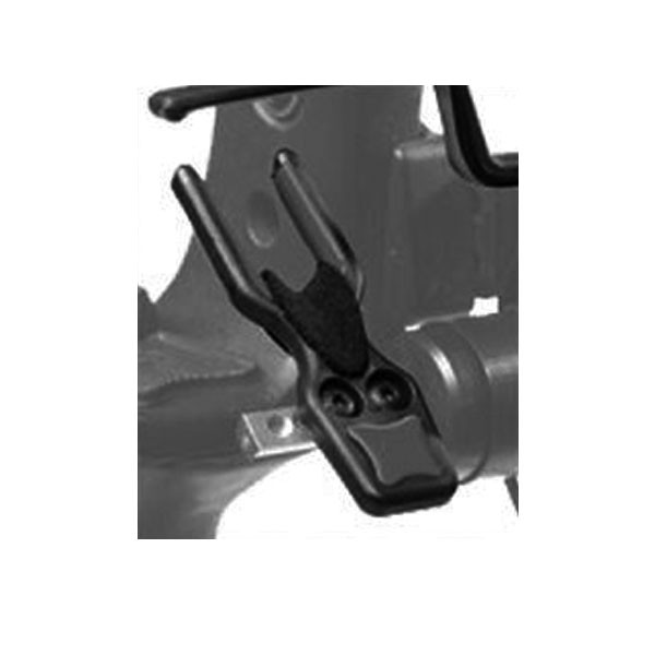 Ripcord Black Launcher Arm w/Black Pad RH