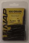 NAP - Practice 3D Point - 9/32 - 100 Grain - 12pk