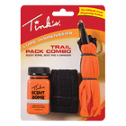 Tinks - Trail Pack Combo (Scent Bomb, Boot Pad, Drag)