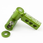 Spider Archery - Side Bar Bracket - Left Hand - Green