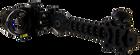 Axcel - ArmorTech Pro HD Sight - 3-Pin - .010 - Black