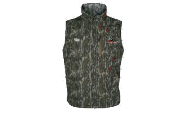 EHG Thermowool Vest BOTTOMLAND L