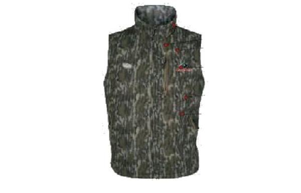 EHG Thermowool Vest BOTTOMLAND XXL