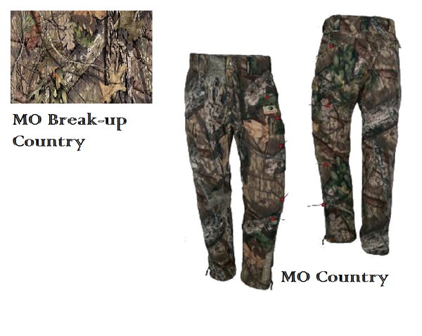 EHG Wasatch Bowhunters Pants MO BREAKUP COUNTRY M
