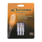 Nockturnal - G Lighted Nock - Orange - 3 pack