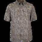 Habit - Hatcher Pass Guide Shirt- Short Sleeve - Bottomland - Large