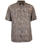 Habit - Hatcher Pass Guide Shirt- Short Sleeve - Bottomland - Medium