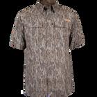 Habit - Hatcher Pass Guide Shirt- Short Sleeve - Bottomland - XL