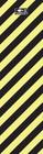 """Bohning - 4"""" Small Arrow Wrap - Caution Tape - 13 Pk"""