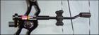 Conquest Archery - Telescopic String Suppressor - Front
