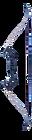 Daibow - R2 Recurve Bow - 50# - Black - RH