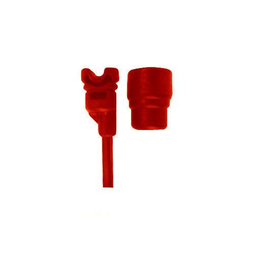 BowJax Stopper Enhancer for Hoyt, Red (1 Pack)