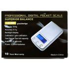 Superior Balance LH-500 Professional Digital Pocket Scale