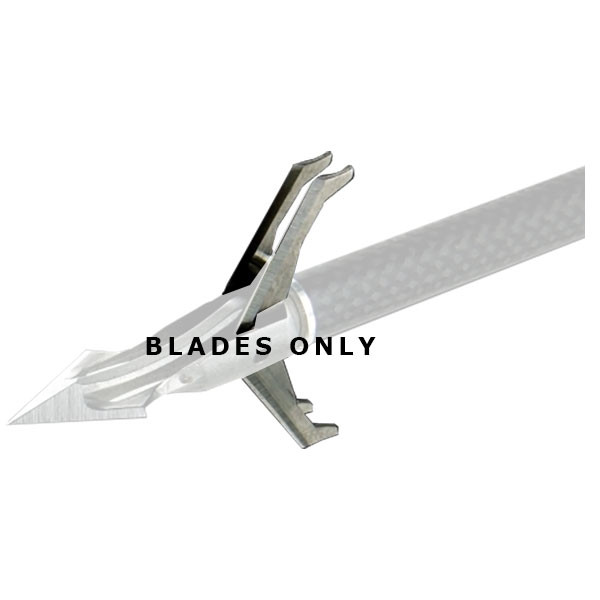 Carbon Express F-15 Expandable Replacement Blades 100gr
