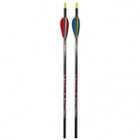 Victory Jr Carbon Arrows w/ 2 in Feathers 3 Pack