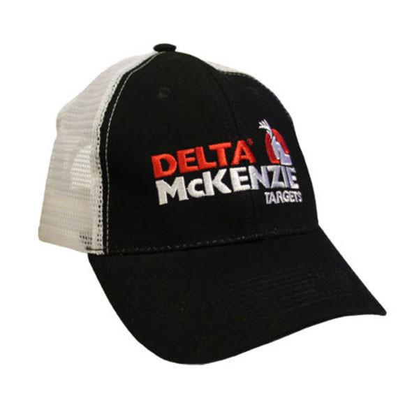 Delta Promo Hat Blk/Wht