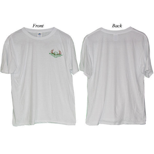 Bowhunters Supply Store Performance Quick-Dry White XL