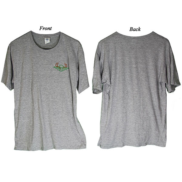 Bowhunters Supply Store Performance Quick-Dry Athletic Heather 2XL