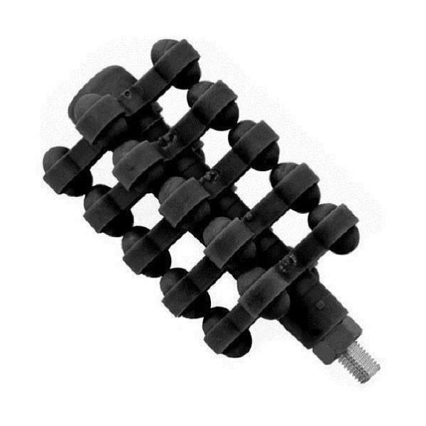 """BowJax X-It Stabilizer 4 3/8"""" Black"""