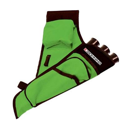Bohning Neon Green Mini Target Quiver RH