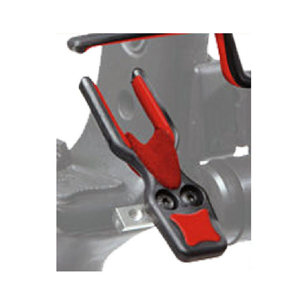 Ripcord Red Launcher Arm w/Red Pad RH