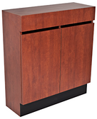 Collins 477-32 Reve Backwash Backbar Cabinet Assistant