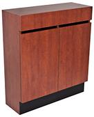 Collins 477-32 Reve Backwash Backbar Cabinet Assistant
