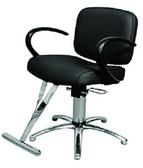 Kaemark WV-60 Amber Hydraulic Styling Chair