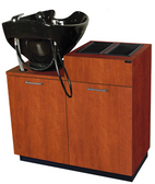 Collins 5944-32 QSE Deluxe Backwash Shampoo Unit