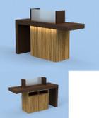 7121 The Dali Desk 6'