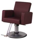 Belvedere PH12 Plush Styling Chair
