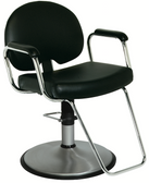 Belvedere AH21C Arch Plus All Purpose Chair with Chrome Base