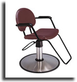 Belvedere AH21 Arch Plus All Purpose Chair with Chrome Base