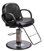 Savvy DI-060-U-B Diane Styling Chair