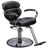 Savvy SAV-AL-064-B Alissa All-Purpose Styling Chair