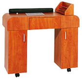 Belvedere MY01C Monterey Manicure Table