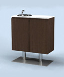 SE7058 Sink Spa Cabinet on Stand