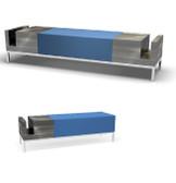 7067 Mark Reception Bench