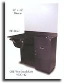 Collins 500-42 QSE Wet Booth Unit