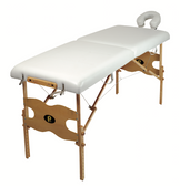 Pibbs FB702 Portable Massage Bed - Adjustable Height